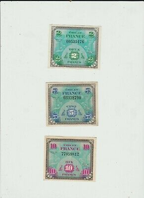 France  Three  Notes  Military