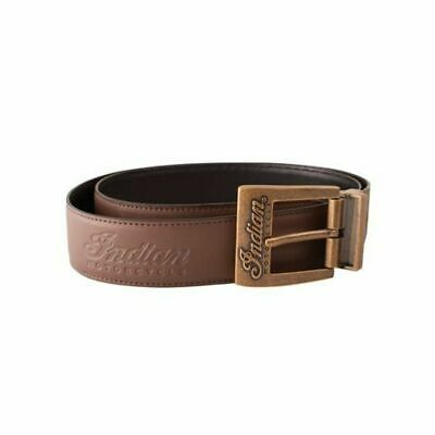 Indian Motorcycle Men's Reversible Belt XL