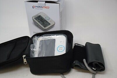 Paramed Digital Upper Arm Blood Pressure Pulse Automatic Monitor