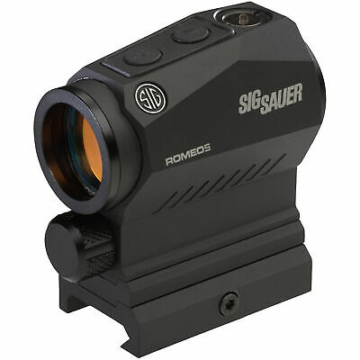Sig Sauer Romeo5 And Juliet3 Combo, 2 Moa Red Dot, 3 Power Magnifier SORJ53101