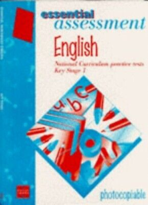 English: Key Stage 1: National Curriculum Practice T... by Wren, Wendy Paperback