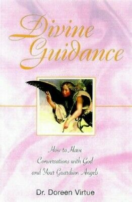 Divine Guidance by Virtue, Doreen Hardback Book The Cheap Fast Free Post