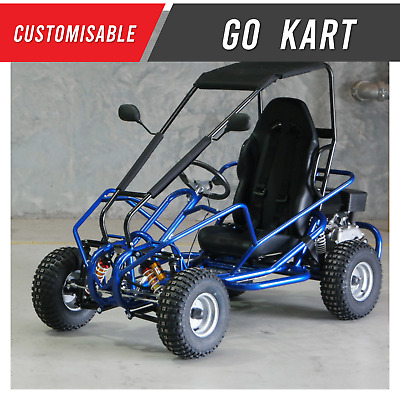 FA-270XHR - 270cc Automatic Adults Kids Off road Go kart Buggy Full caged combo