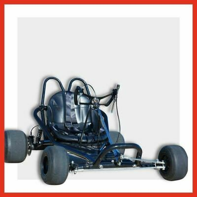 HB-200SS - 200cc 6.5HP Drift Go kart Buggy Hand control Leaner Kids Adults black