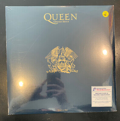 Queen - Greatest Hits II 2xLP Vinyl New Sealed Mint Copy