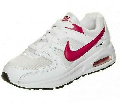 Boys Girls Nike Air Max Command Leather
