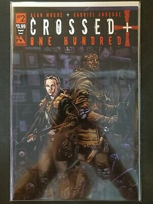 ONE HUNDRED #12 Crossed Wires Cvr CROSSED 2015 AVATAR Comics VF//NM Book