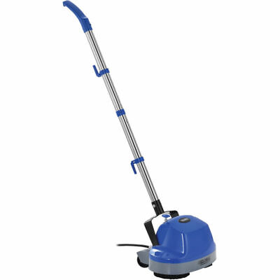 Mini Floor Scrubber Tile, Grout, Carpet & more W  Floor Pads, 11 Cleaning