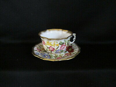 Hammersley  - QUEEN ANN - Cup & Saucer