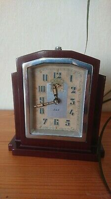 Jaz Fonic Art Deco French alarm clock