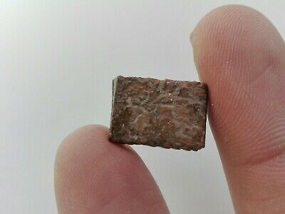 Ancient Egyptian Roman Antique Egypt Bead Very Rare Authentic Beautiful Unique