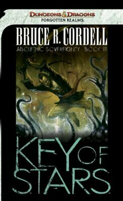 Key of Stars (Forgotten Realms: Abolethic Sover... by Bruce R. Cordell Paperback