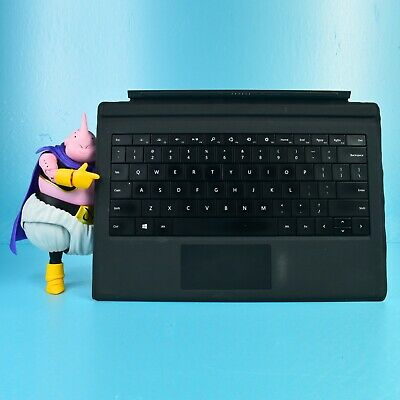 Genuine Microsoft Surface Pro Surface Pro 3 4 5 6 Type Cover Keyboard Black