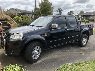 2011 Great Wall V200 Turbo Diesel Dual Cab Ute!!