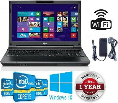 Cheap Fast Windows 10 LAPTOP Core i5 8GB Ram 500GB HDD WiFi