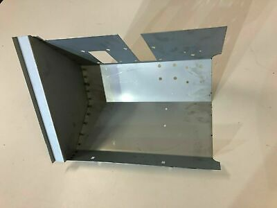 MGF Front inner wing bulkhead panel new genuine ABE460200