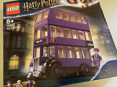 Lego 75957 Harry Potter The Knight Bus New