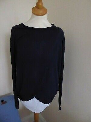 Ladies Maternity/Breast Feeding Top By Top Shop Size 14
