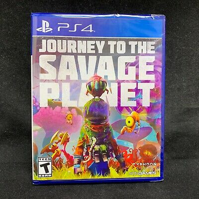 Journey to the Savage Planet (PS4) BRAND NEW