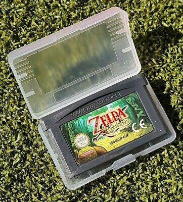 The legend of zelda The minish cap - PAL EUR [Multilanguage] GBA