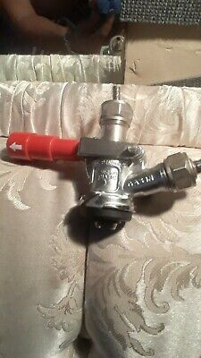 MICRO MATIC Type D KEG COUPLER Used