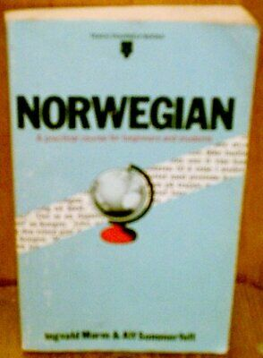 Norwegian (Teach Yourself) (English and Norwegian... by Alf Sommerfelt Paperback