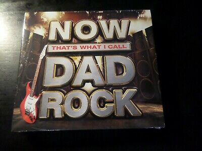 Cd Triple Album - Now Thats What I Call Dad Rock - New & Sealed