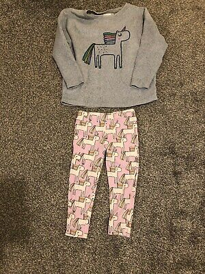 Girls Unicorn Next Pyjamas Age 5- 6