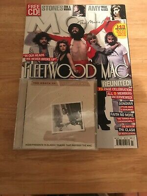 Mojo Magazine Issue 260 July 2015 features Fleetwood Mac, Amy Winehouse