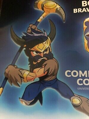 Brawlhalla - Community Colors ALL PLATFORMS Skin Code ONLY DREAMHACK 2019