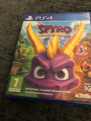 Spyro Trilogy Reignited PS4 Playstation 4