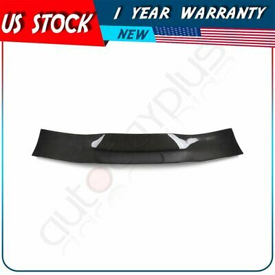 """For FR-S 57/"""" GT Carbon Fiber Down Force Ultrawide Tall Stand Trunk Spoiler Wing"""