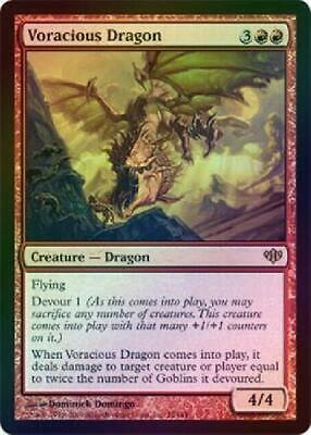 Red Conflux Mtg Magic Uncommon 1x x1 1 PLAYED FOIL Hellspark Elemental