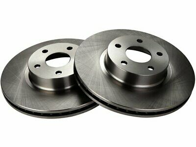 Front Brake Rotors and Pads for Subaru Outback /& Subaru Impreza Forester//10049