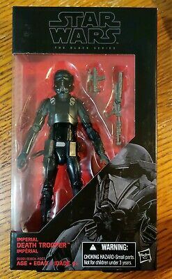Star Wars The Black Series 25 Imperial Death Trooper DISNEY HASBRO