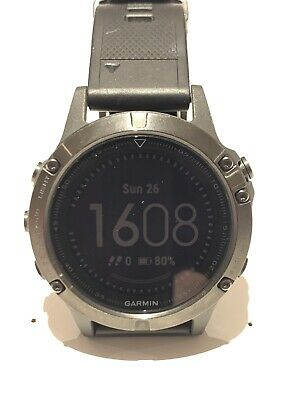 Garmin Fenix 5 GPS Sports Watch