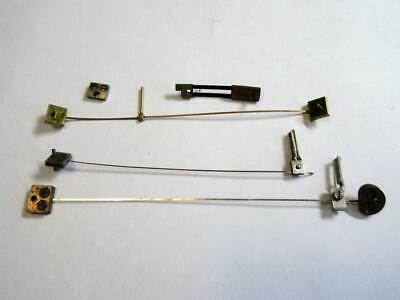 JOB LOT of  VINTAGE 400 DAY CLOCK SUSPESION WIRES FOR THE CLOCKMAKER!