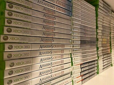 Xbox 360 Video Game Store - Build a Collection Cheap - 100s Games to Choose From