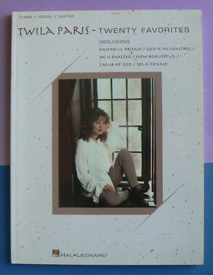 How Beautiful Twila Paris PVG Sheet Music Piano Vocal Twila Paris NEW 000351562
