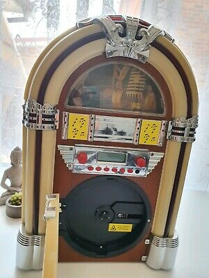 Mini Juke Box Radio & CD player