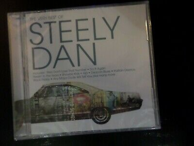 Cd Double Album - Steely Dan - The Very Best Of - New And Sealed