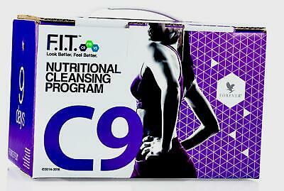Rapid Fat Weight loss.Detoxification No side effects.FOREVER C9 WEIGHT LOSS BOX