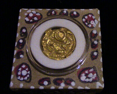 Past Life Relic - Your Ancient Gold TAURUS THE BULL Comes Home to You!