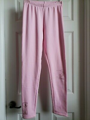 Girls' Cozy Leggings Fleece Pants - Cat & Jack™ Pink Size XL (14-16) NWOT