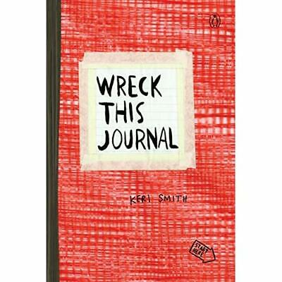 Wreck This Journal - Diary NEW Smith, Keri 2013-07-25