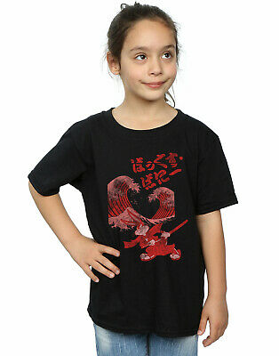 Looney Tunes Girls Bugs Bunny Shogun T-Shirt
