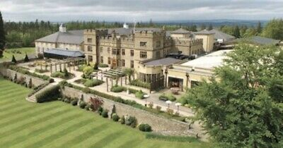 Summer Holiday Slaley Hall 22nd Aug - 29th Aug 2 Bed Sleeps 6 Lodge RRP £1589