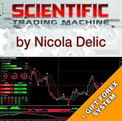 SCIENTIFIC TRADING MACHINE By Nicola Delic | INSTANT DELIVERY WITH ALL BONUSES