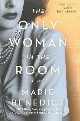 The Only Woman in The Room by Marie Benedict (E-ß00K , PÐF , EPUβ , Кindle)