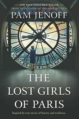 The Lost Girls of Paris by Pam Jenoff (E-ß00K , PÐF , EPUβ , Кindle)